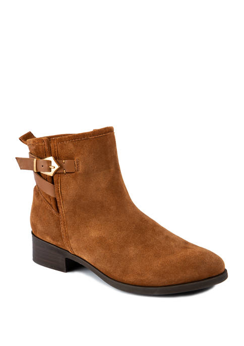 LUCCA LANE Skyanna Ankle Booties
