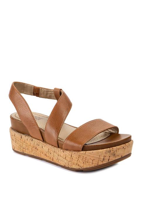 Olympia Platform Sandals