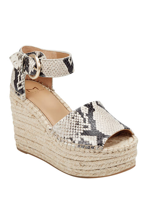 Marc Fisher LTD Alida Wedge Sandals