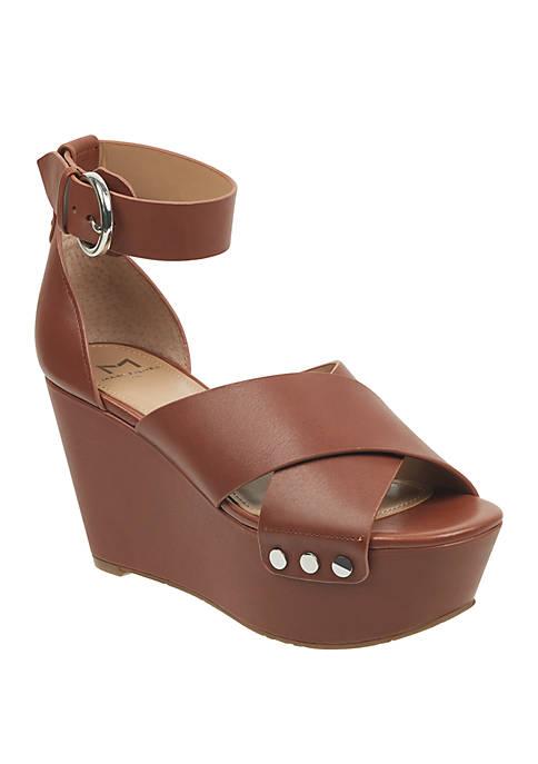 Beate Wedge Sandal