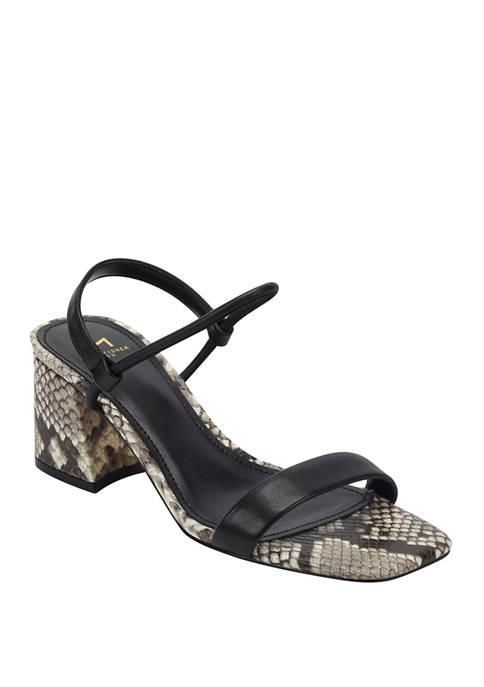 Marc Fisher LTD Nabela Tube Dress Sandals