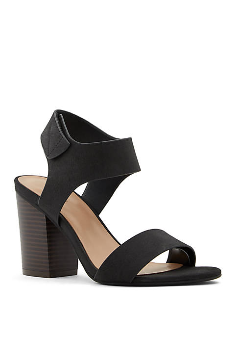 Call It Spring Tralilia Block Heel Sandals