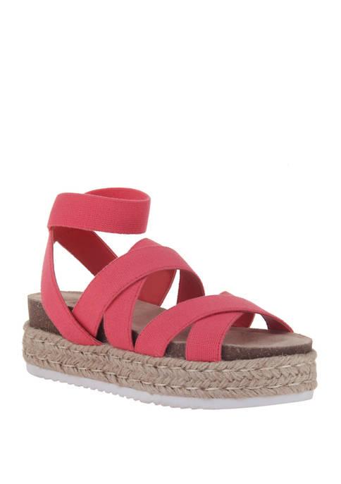 Peep Sandals