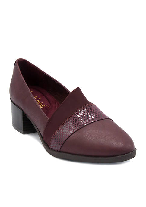 Gloria Vanderbilt Pippa Tailored Pumps