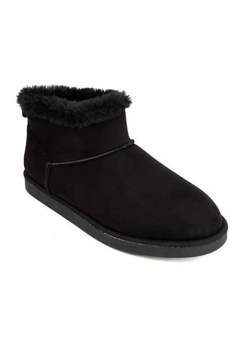 Koffee Cozy Ankle Booties