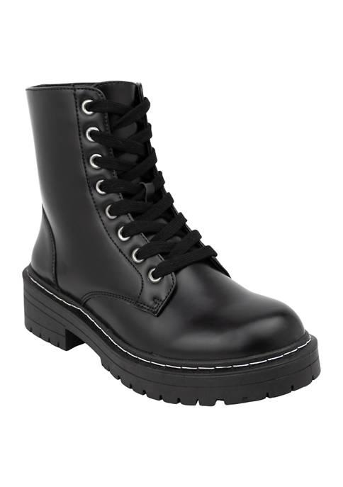 Korri Combat Boots