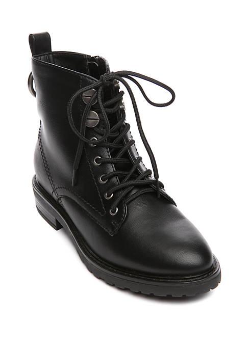 Zadie Combat Boots