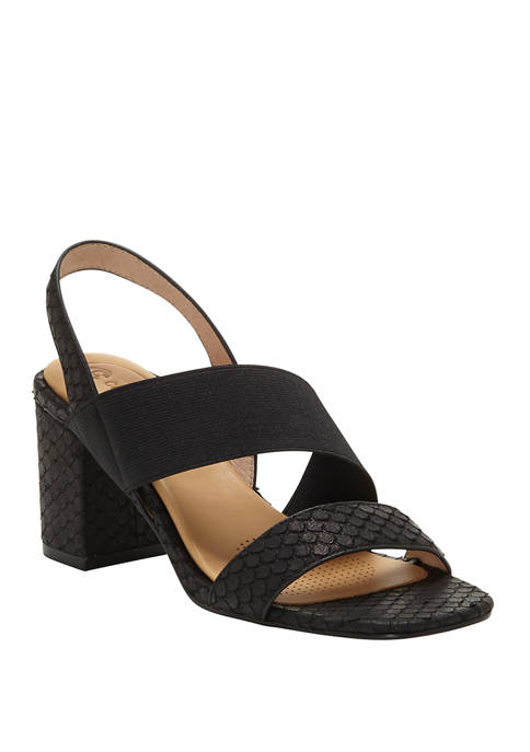 Corso Como Hally 2 Block Heel Sandals