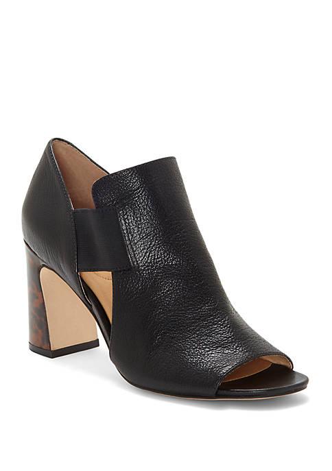 Corso Como Maybel Open Toe Stacked Heel Sandals