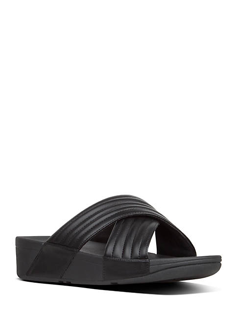 Lulu™ Padded Cross Slide Sandals