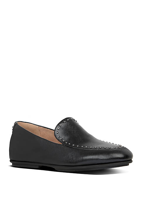 Lena Leather Loafers