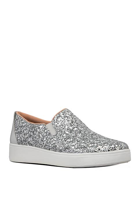 Sania Skate Glitter Sneakers