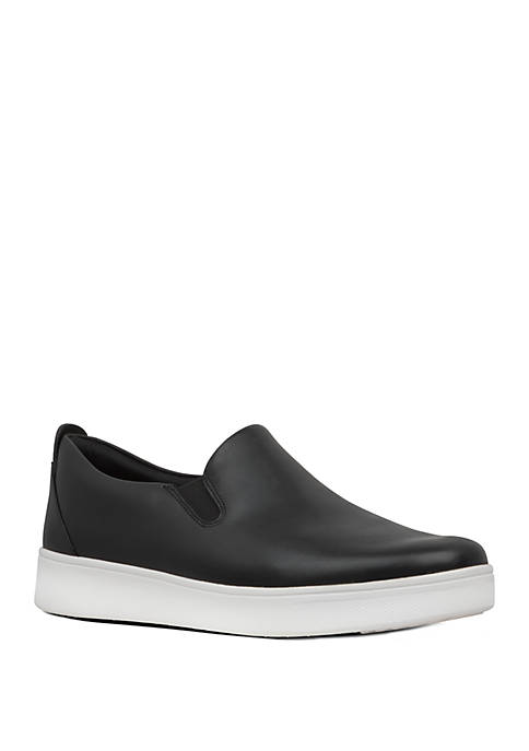 Sania Skate Leather Sneakers