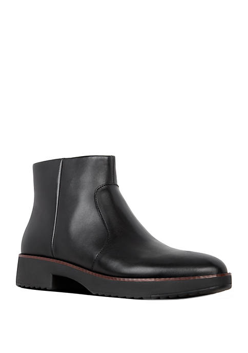 Maria Leather Ankle Boots