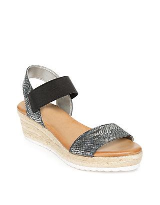 7194d14c27 Anne Klein Cataline Flatform Sandals | belk