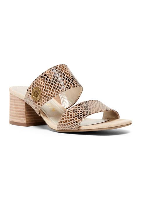 Anne Klein Breeze Slide Sandals