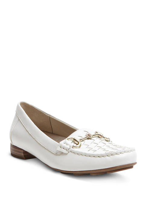 Anne Klein Hazina Moccasin Flats