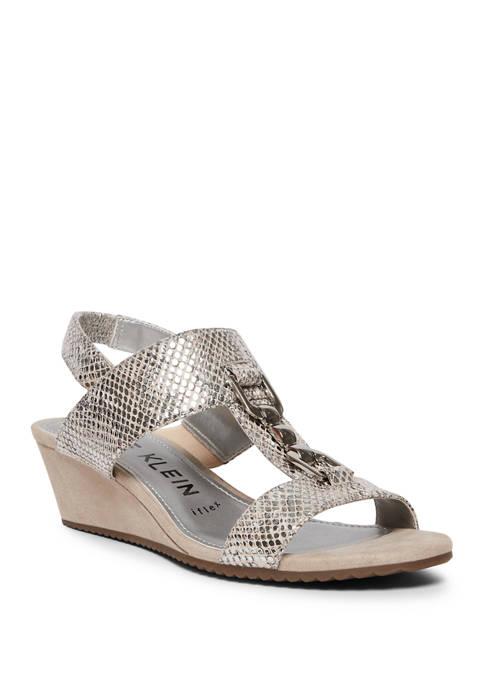 Anne Klein Varek Sandals