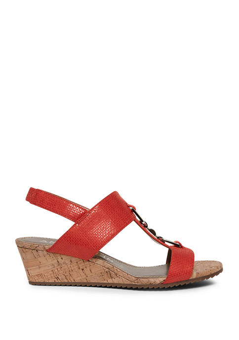 Anne Klein Varek Sandals
