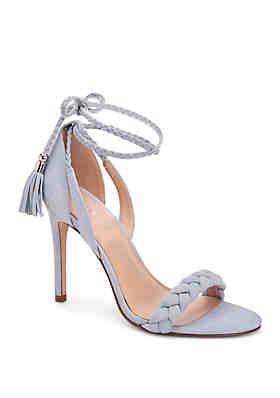 c6d75fbc91 BCBGeneration Jessica Lace Up Sandals ...