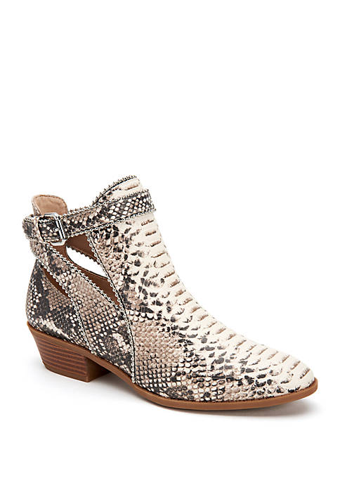 BCBGeneration Winona Cut Out Bootie