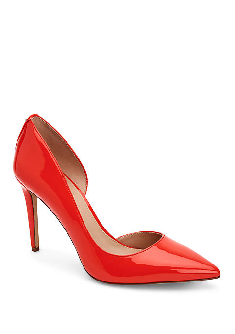BCBGeneration Lenny Patent Pumps