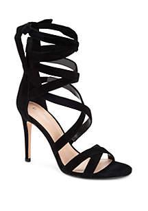 BCBGeneration Janine Lace Up Sandals