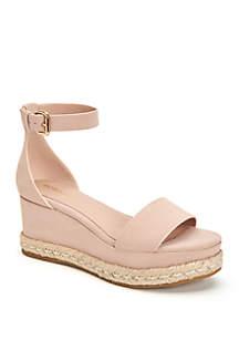 Addie Wedge Sandal