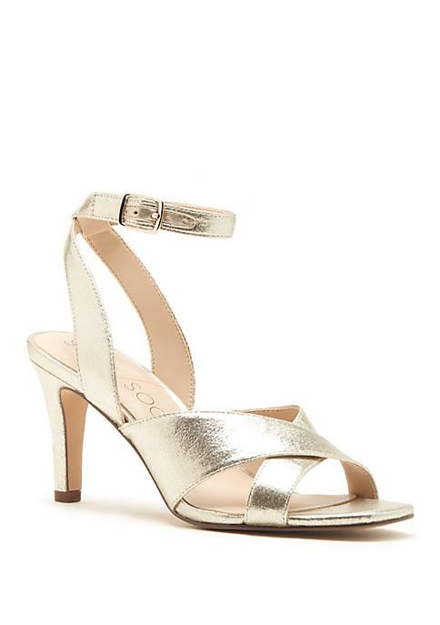Cassidea Heeled Dress Sandal