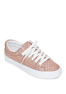 Jasmine Glitter Sneaker