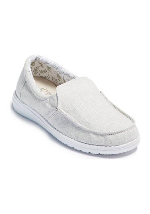HEY DUDE Misty Stretch Steppa Loafers