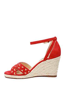 5e9510a26a4 Isaac Mizrahi Mary Espadrille Wedge Sandals Isaac Mizrahi Mary Espadrille  Wedge Sandals
