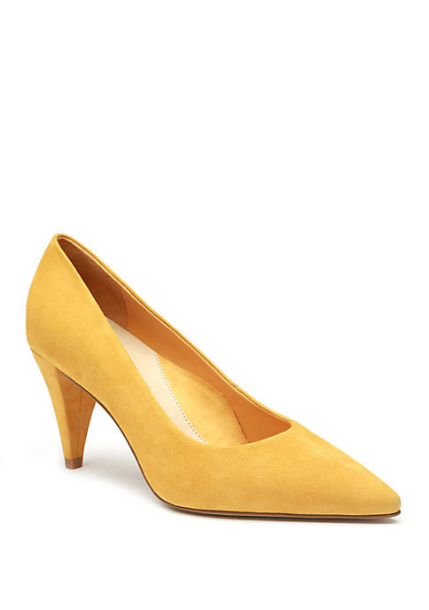 Isaac Mizrahi Womens Trudy Pumps