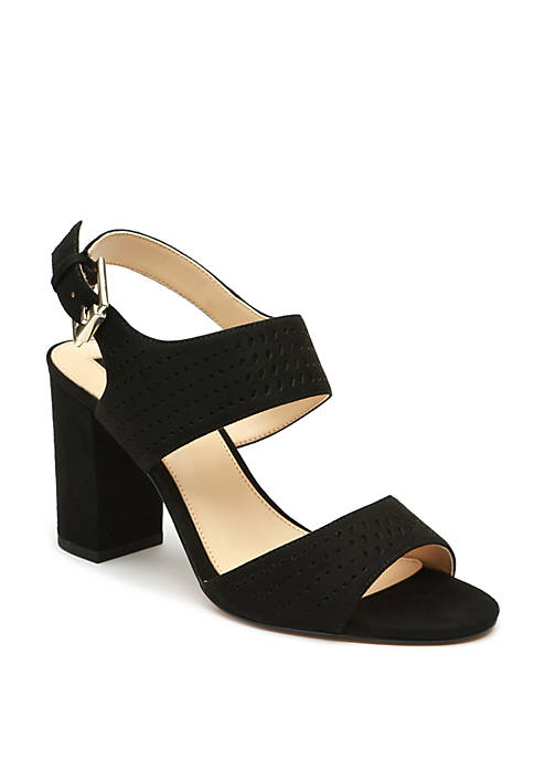 Alison Block Heel Sandals