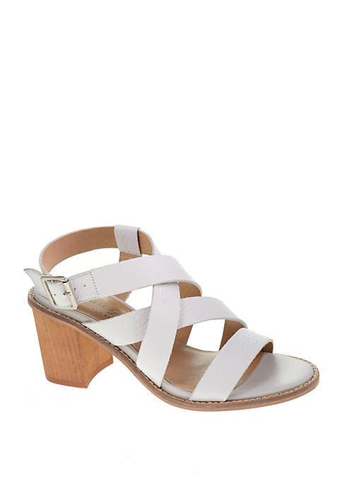 Chinese Laundry Cacey Block Heel Sandals