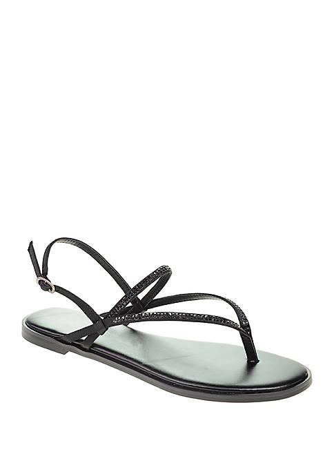 Gwendela Flat Sandals