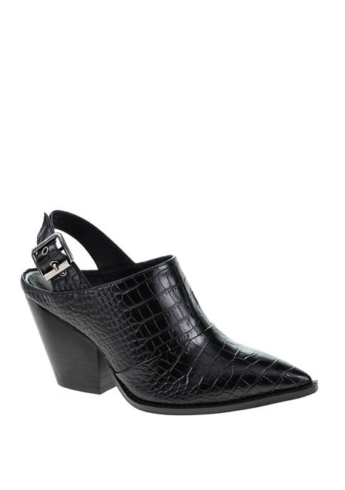 Chinese Laundry Tilani Sling Back Booties