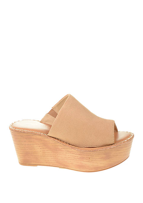 Chinese Laundry Waverly Wedge Sandals