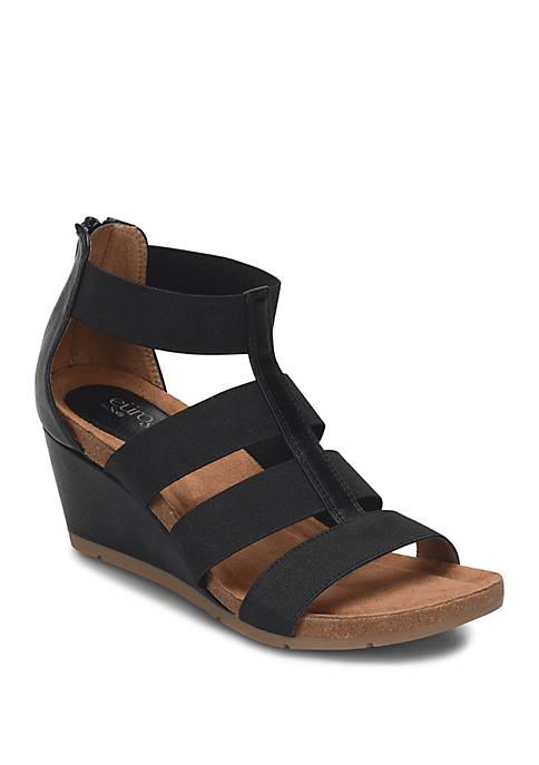 Eurosoft Verona Wedge Sandals
