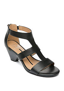 a68924edcd34 ... New Directions® Devinda Heeled Sandals
