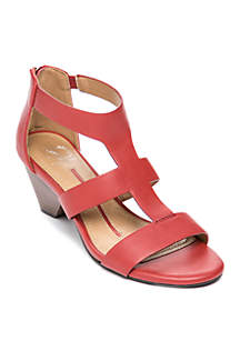 New Directions® Devinda Heeled Sandals