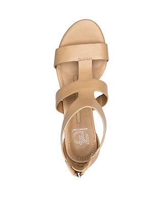 398b9f37d ... New Directions® Devinda Heeled Sandals ...