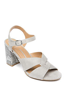 New Directions® Elsey Block Heel Sandals