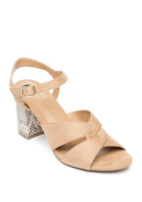 Elsey Block Heel Sandals