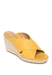 New Directions® Klory Wedge Espadrille Sandals