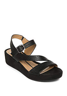 New Directions® Vernie Platform Sandals