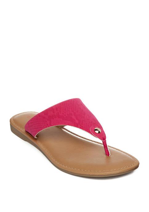 Gannie Sandals