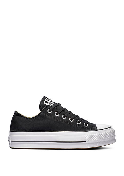 Chuck Taylor All Star Lift Black Sneakers