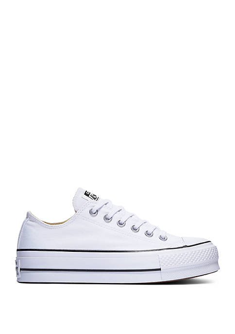 Converse Chuck Taylor All Star Lift White Sneakers