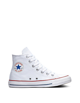 all star converse femme white